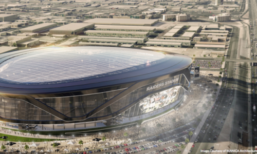 las vegas raiders stadium photos renderings 3