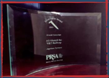 PRSA Silver Spike Award